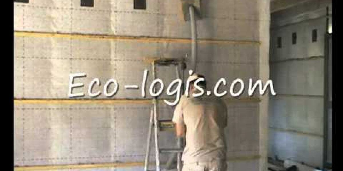 LUCHON 31 Isolation ouate cellulose maison ossature bois
