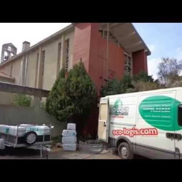 Isolation Carmel ouate de cellulose Muret 31