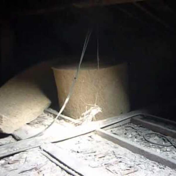 Isolation thermique des combles chanvre Provence