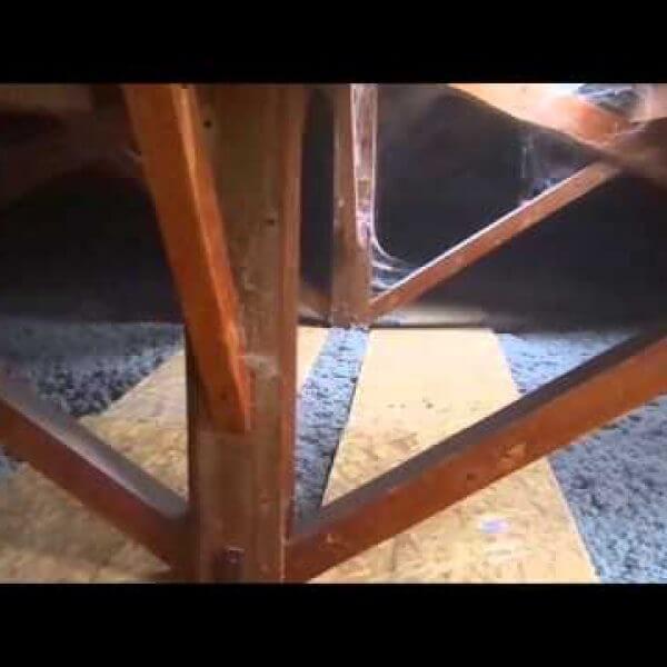 LAVAUR 81 Isolation de combles ouate de cellulose